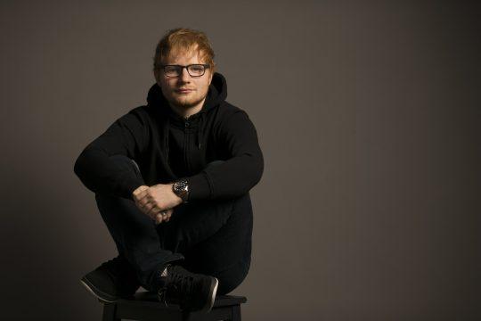Najpopularniejsze utwory w polskich stacjach radiowych w 2017 roku - Ed Sheeran nr 1