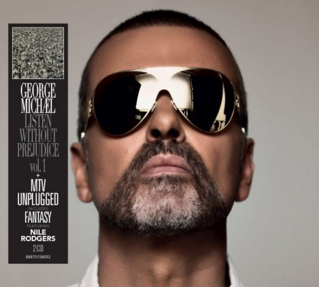 GEORGE MICHAEL - FANTASY listen without prejustice album