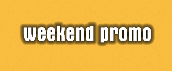 WEEKEND PROMO Kyro, Dzeko, Sharapov, Claim Cracker & Erci Chase