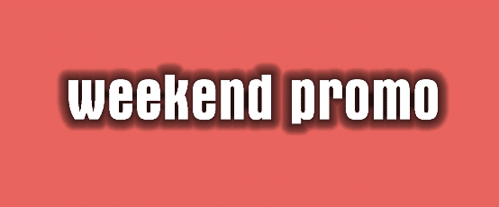 weekend promo dj promotion