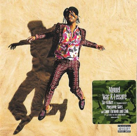 ALBUM > Miguel - War & Leisure