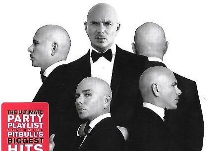 ALBUM > PITBULL - Greatest Hits