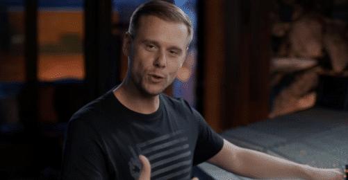 Armin van Buuren chce przekazać swą wiedzę przyszłym pokoleniom