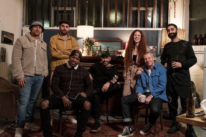 """Jess Glynne, Macklemore i Dan Caplen w nowym singlu Rudimental """"These Days"""""""