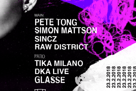 DJ Pete Tong w Warszawie