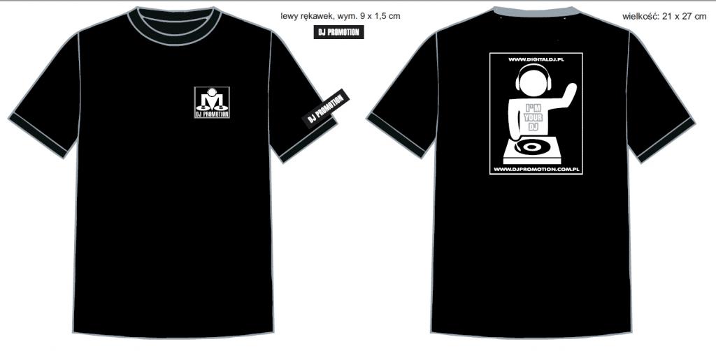 Nowa kolekcja koszulek DJ Promotion na 2018 rok