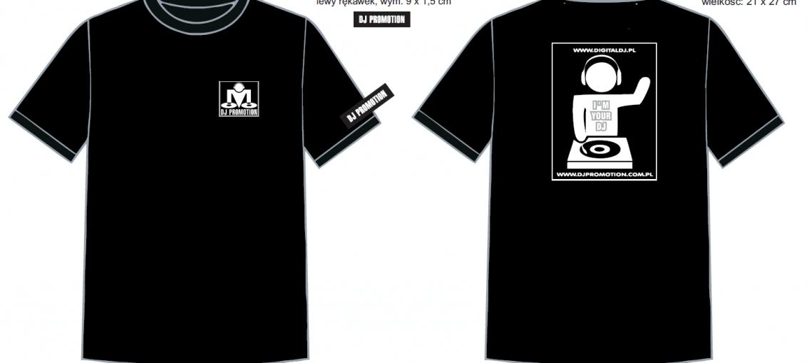 Koszulka DJ Promotion