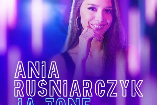 Ania Ruśniarczyk - Ja tonę