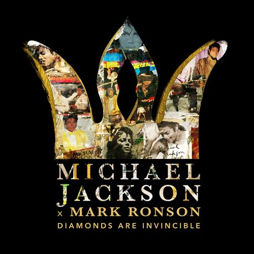Michael Jackson Mark Ronson Diamonds Are Invincible