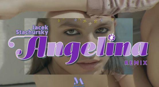 Jacek Stachursky - Angelina DENN remix