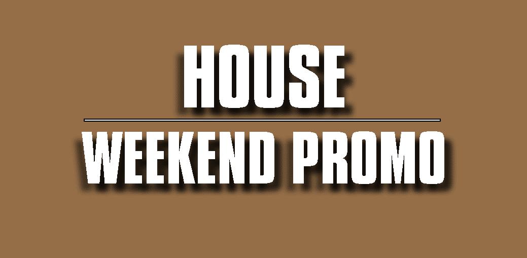 House Promo Joss Projekt Wezol