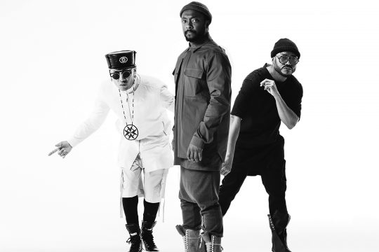 Black Eyed Peas 2018