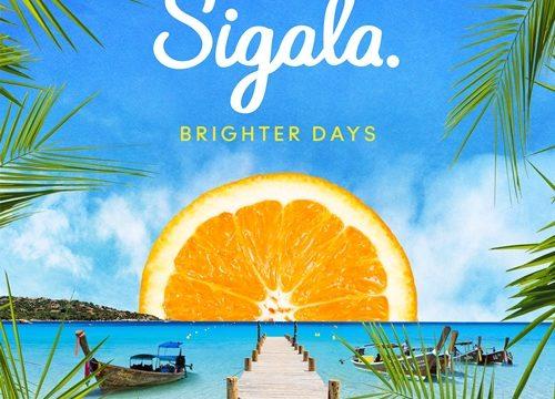 Album Sigala Brighter Days
