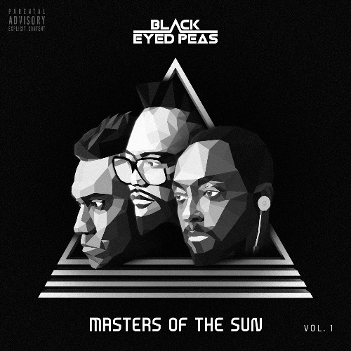 The Black Eyed Peas Masters of The Sun Vol. 1