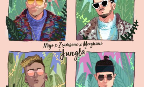 MIYO feat. Zeamsone, Merghani - Jungla