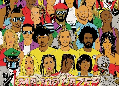 Major Lazer Essentials album