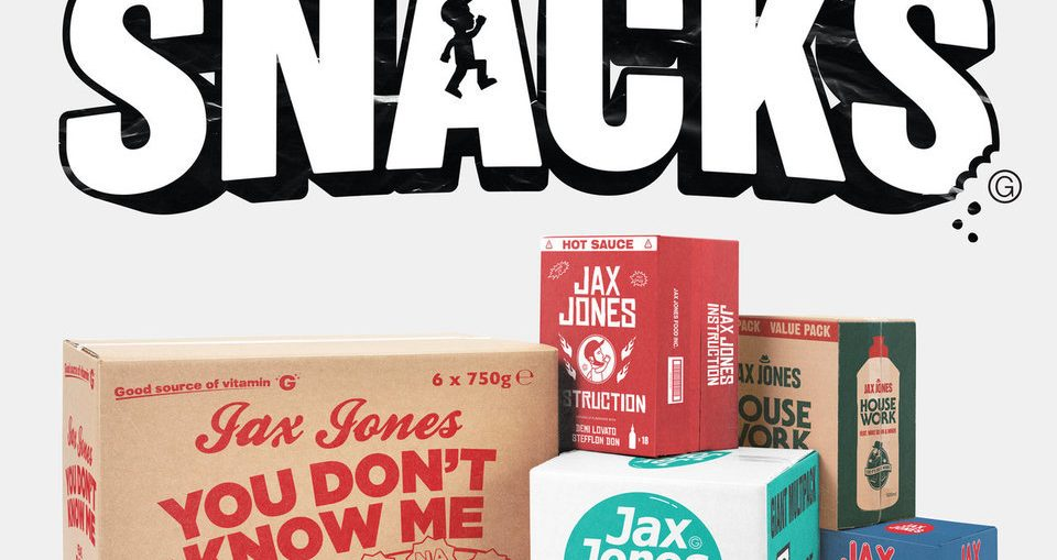 Jax Jones Snacks