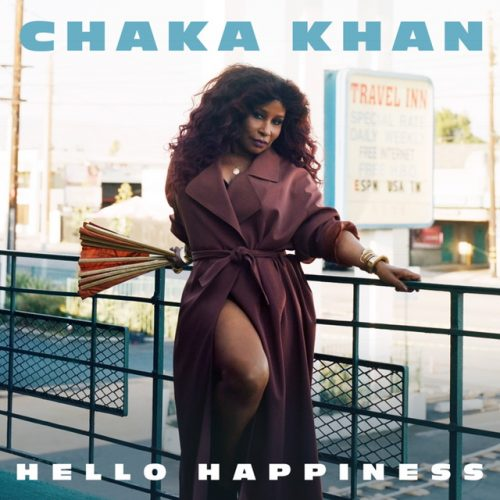 Chaka Khan Hello Happiness album
