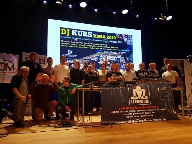 DJ Kurs zima 2019 Babice DJ Pepe i inni