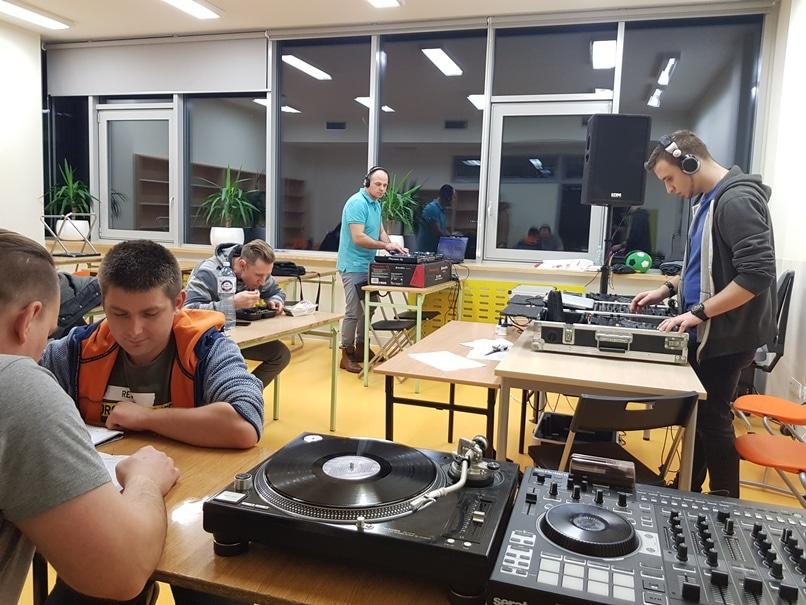 DJ Kurs zima 2019 Certyfikat DJ Promotion