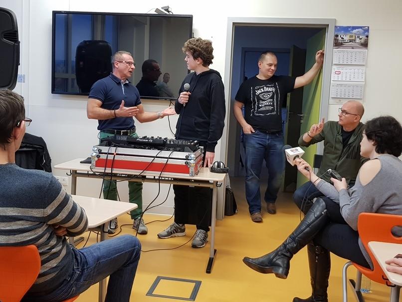 Babice DJ Kurs zima 2019 Certyfikat DJ Promotion