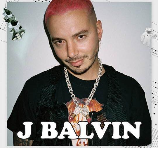J Balvin Open'er Festival