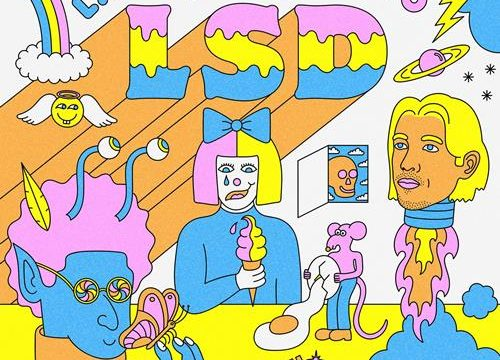 LSD Diplo No new Friends promo