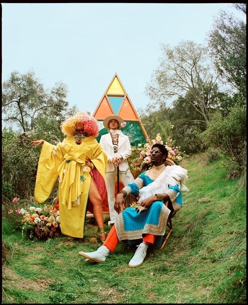 ALBUM LSD