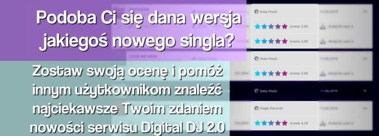 DigitalDJ oceny
