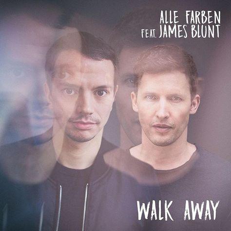 Alle Farben James Blunt Walk away