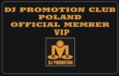 Złota legitymacja DJ Promotion