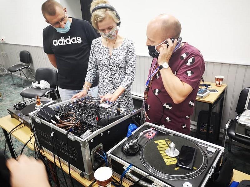 DJ Certyfikaty multi dj camp 2020