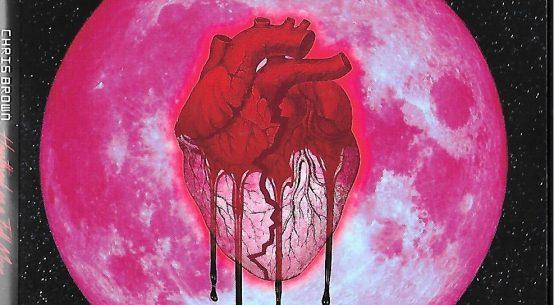 CHRIS BROWN - Heartbreak On A Full Moon