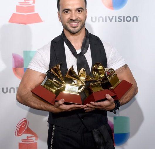 American Music Awards 2017 Louis Fonsi