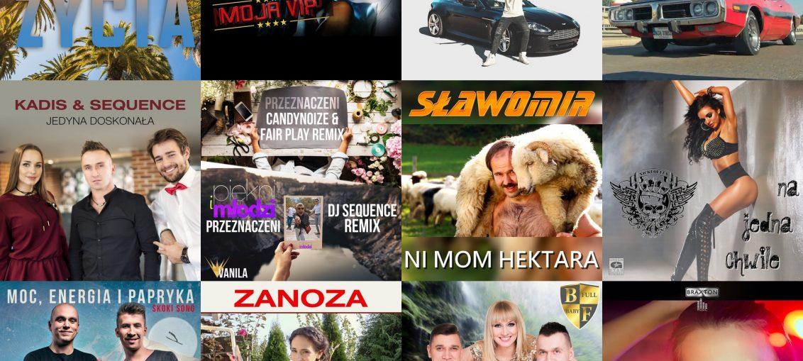 DJ Promotion DISCO DANCE poleca na Andrzejkowy weekend > 13 gorących, tanecznych nowości