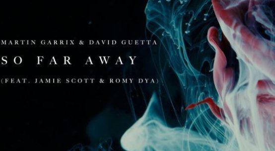 PROMO Martin Garrix & David Guetta So Far Away