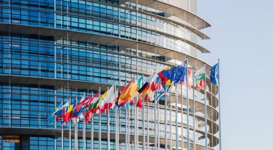 Prawo autorskie Euro Parlament
