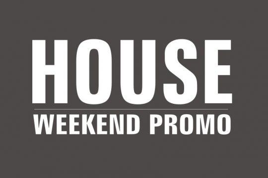 House Promos david novacek meduza ...