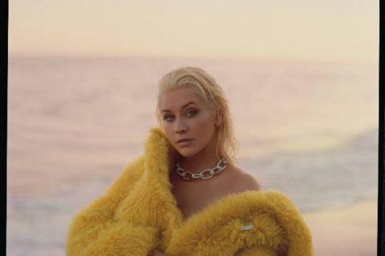 Christina Aguilera powraca
