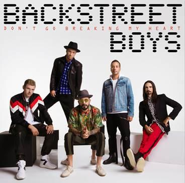 Backstreet Boys - Don't Go Breaking My Heart