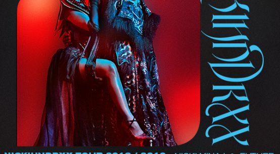 Nicki Minaj i Future w Polsce