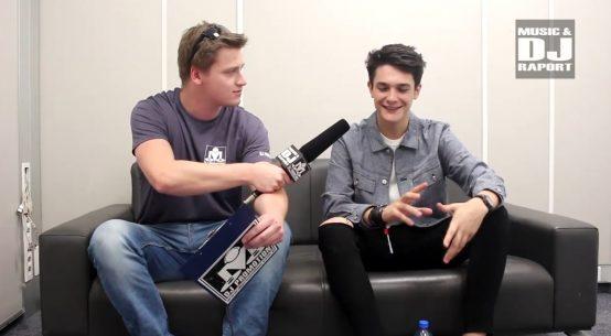 KUNGS Wywiad z DJ Raport