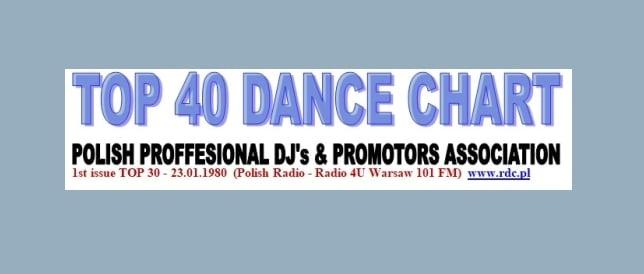 Top 40 Dance Chart