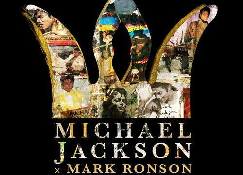 Michael Jackson Mark Ronson Diamonds Are Invincible