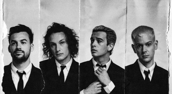 The 1975 TOOTIMETOOTIMETOOTIME