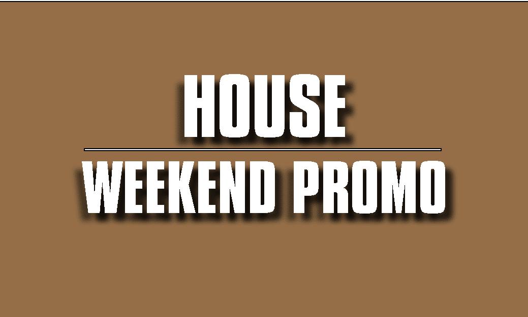 Wankelmut House Promo Feder AFTR SUN