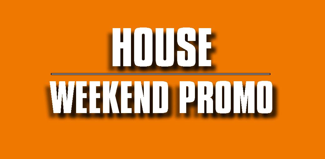 Promo House Kideko Chusap Scotty Boy