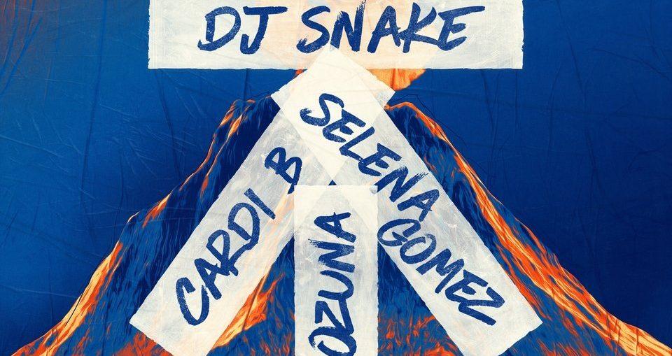 DJ Snake Taki Taki Kaen Soler promo