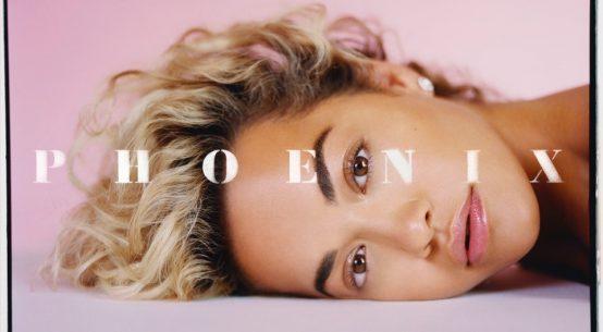 Album Rita Ora Phoenix