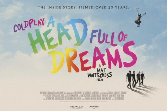 Coldplay film